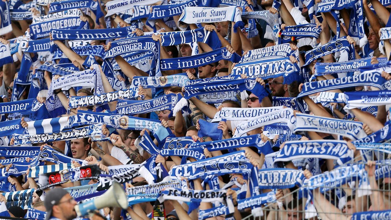 1. FC Magdeburg - Bildquelle: 2019 Getty Images