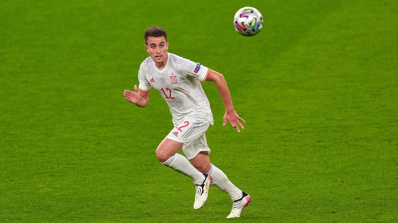 Eric Garcia (20 Jahre, Spanien, FC Barcelona) - Bildquelle: imago images/Shutterstock