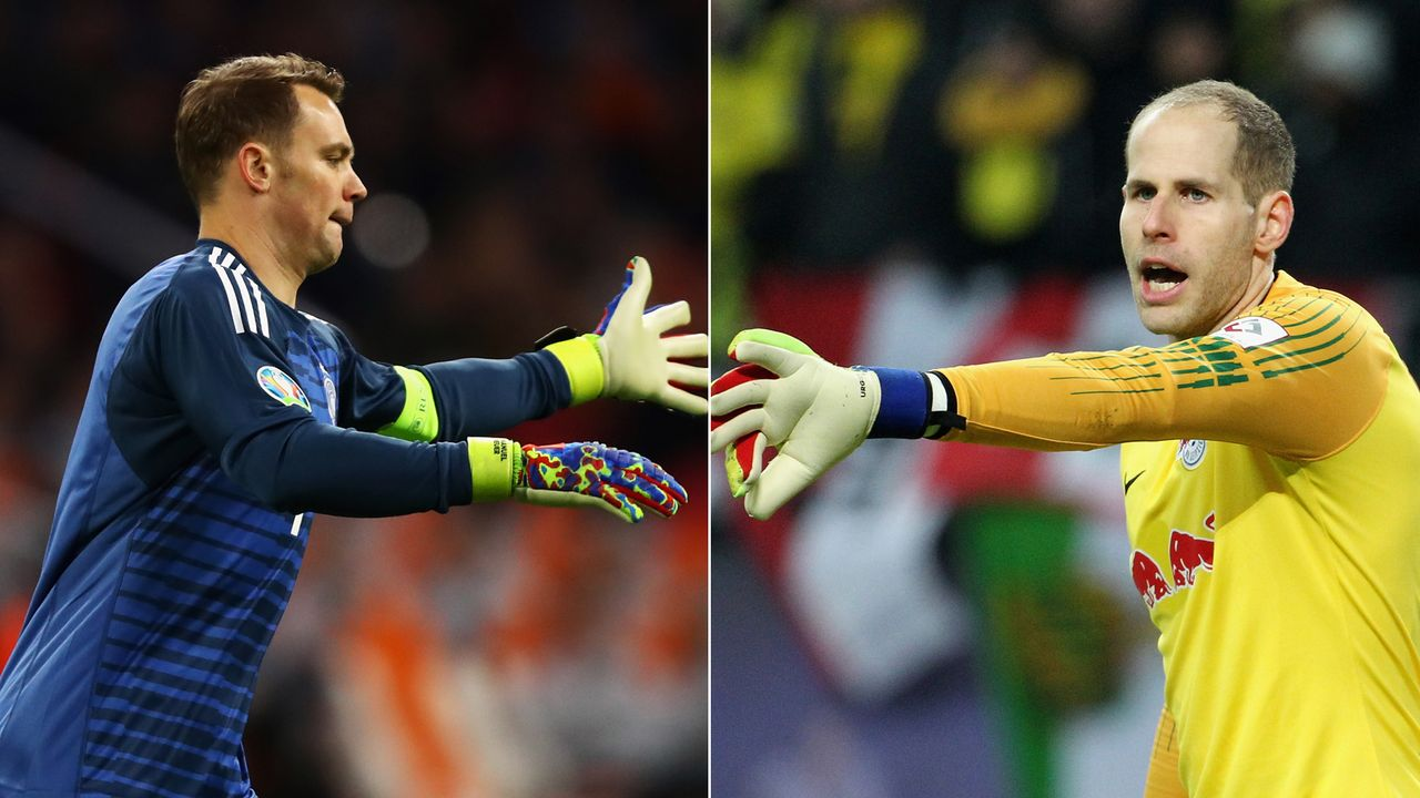Manuel Neuer vs. Peter Gulacsi