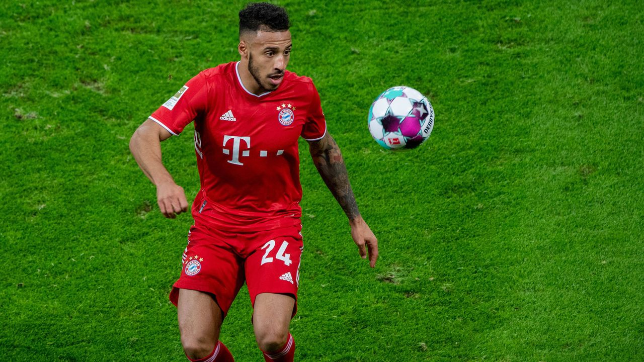 Corentin Tolisso (FC Bayern München) - Bildquelle: imago