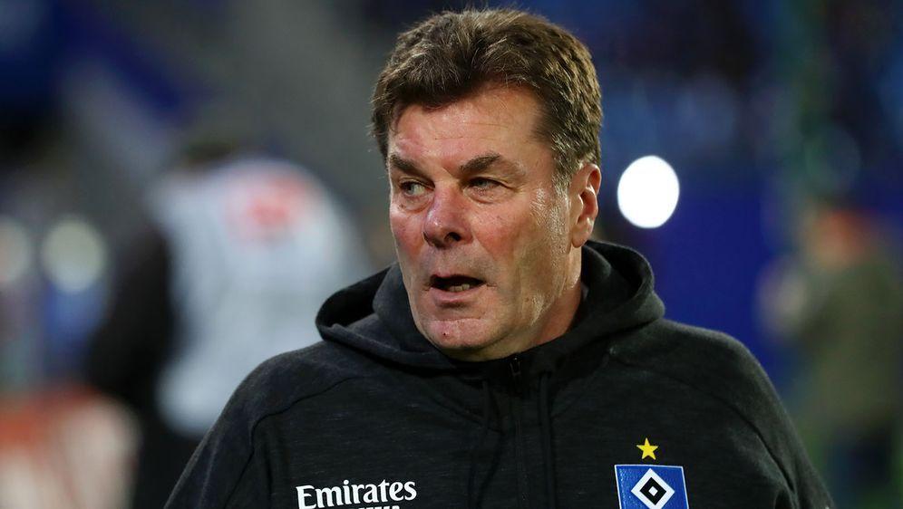 HSV-Coach Dieter Hecking kann sich vorstellen, als Bundestrainer zu arbeiten... - Bildquelle: 2019 Getty Images