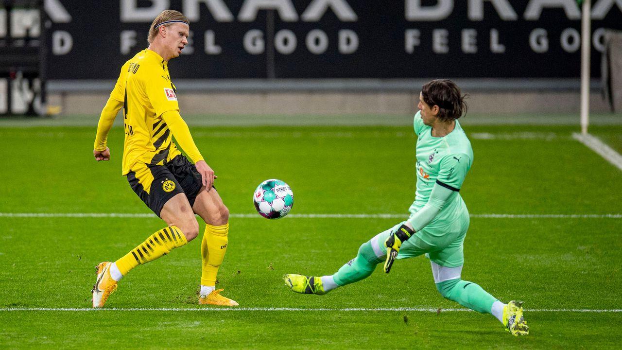 Mönchengladbach gegen den BVB: Die Dortmunder in der Einzelkritik - Bildquelle: Imago Images