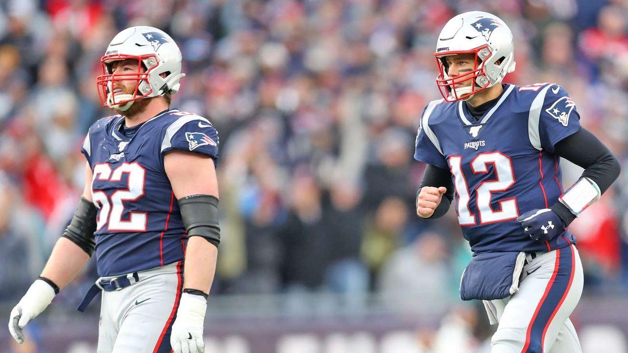 New England Patriots Spieler