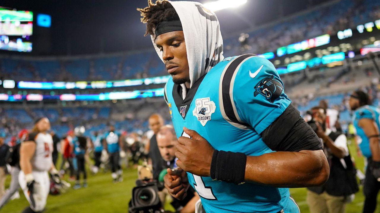 Verlierer: Carolina Panthers
