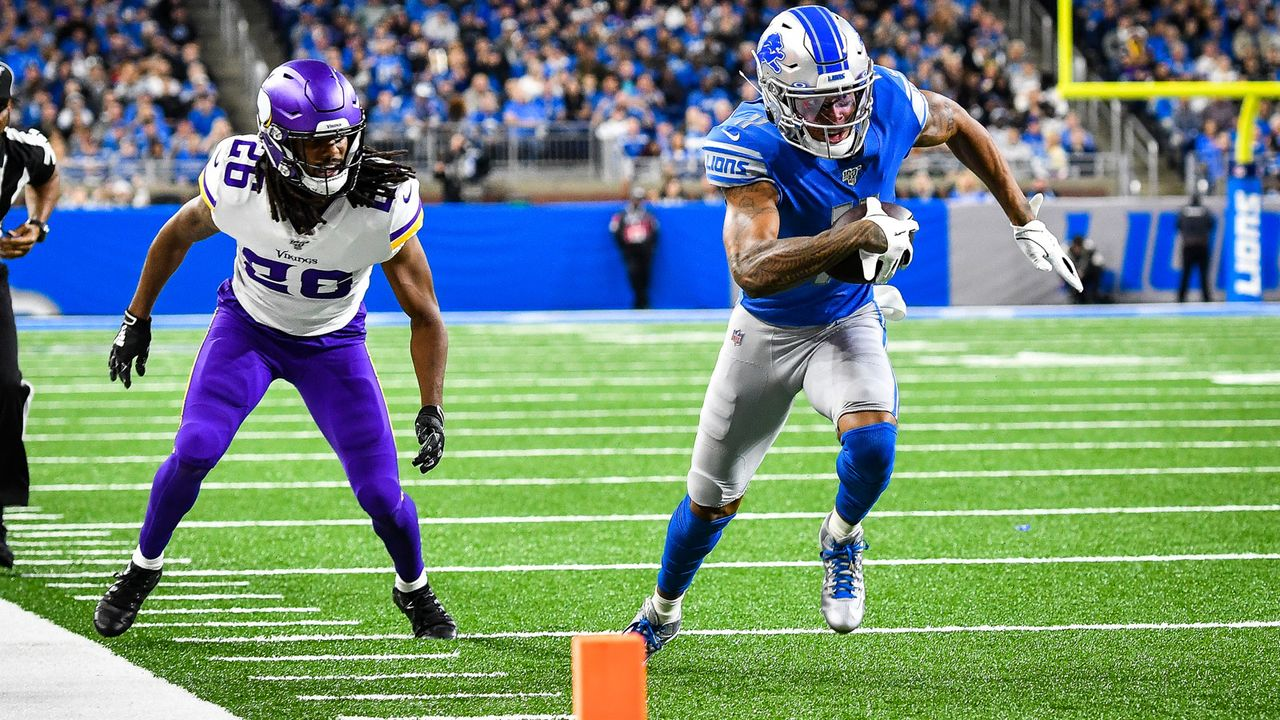 Wide Receiver: Marvin Jones - Bildquelle: imago