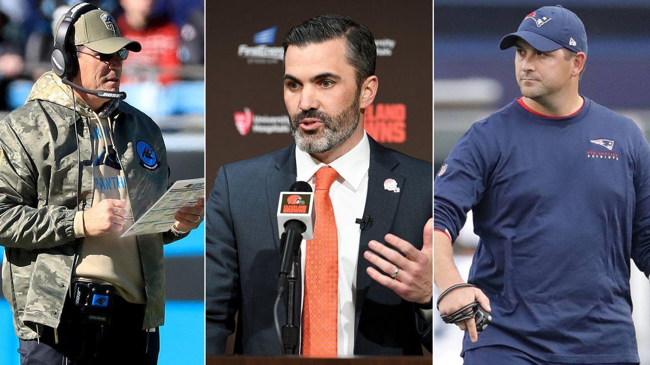 Die Head Coaches und Coordinator der NFL-Teams - Bildquelle: Getty Images