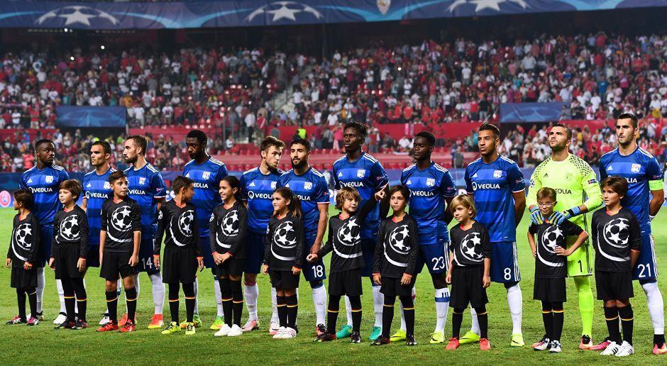 Platz 9: Olympique Lyon - Bildquelle: 2016 Getty Images