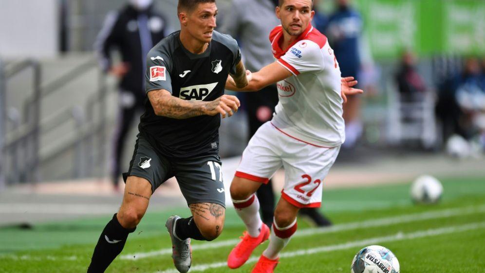 Fortuna Düsseldorf und Hoffenheim trennen sich 2:2 - Bildquelle: POOLPOOLSIDMARIUS BECKER