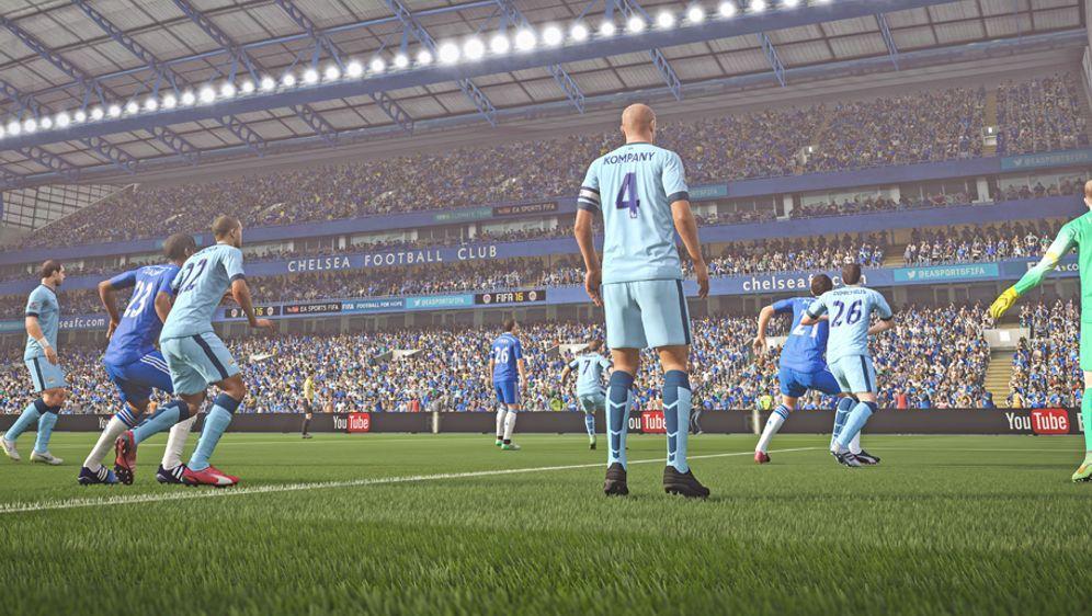 Gibt es neben den Top-Ligen bald auch die 3. Liga in FIFA? - Bildquelle: EA Sports