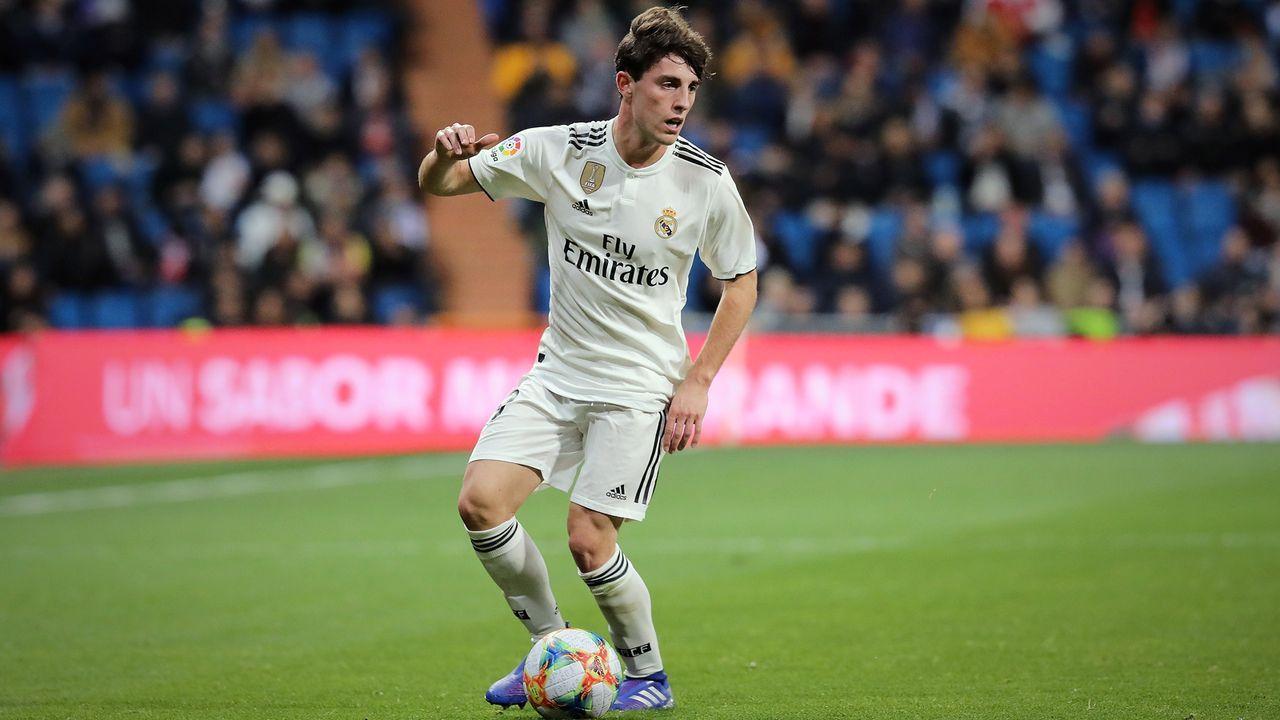 Alvaro Odriozola (Real Madrid) - Bildquelle: 2019 Getty Images