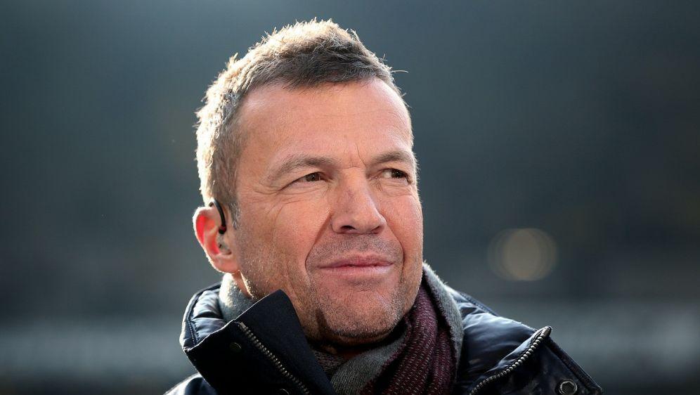 TV-Experte Lothar Matthäus - Bildquelle: AFPSIDRONNY HARTMANN