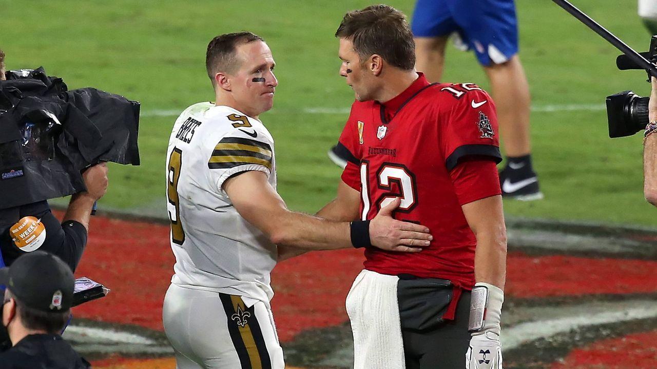 Zufall? Brady könnte ausgerechnet gegen New England legendären NFL-Rekord knacken - Bildquelle: getty