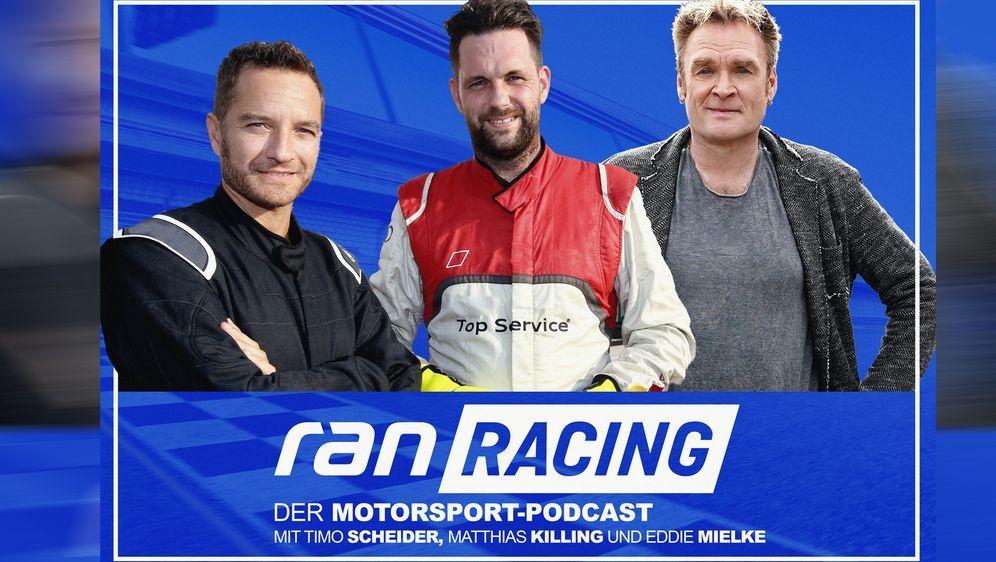 ran racing - der Motorsport-Podcast - Bildquelle: ProSiebenSat.1