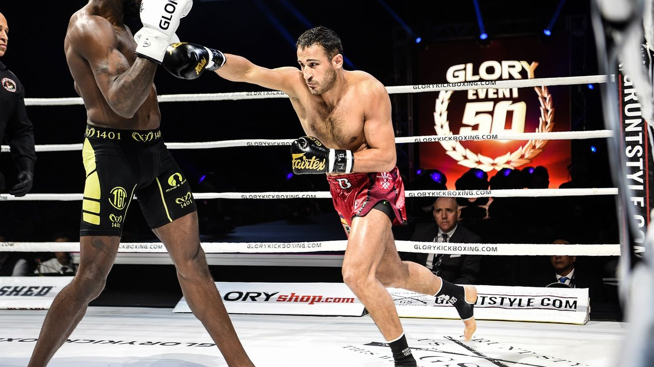 Harut Grigorian (ARM), Weltergewicht (-77 Kilo) - Bildquelle: Glory