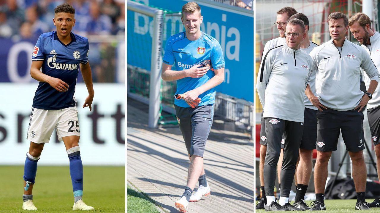 Die Baustellen der Bundesliga-Klubs - Bildquelle: imago/getty