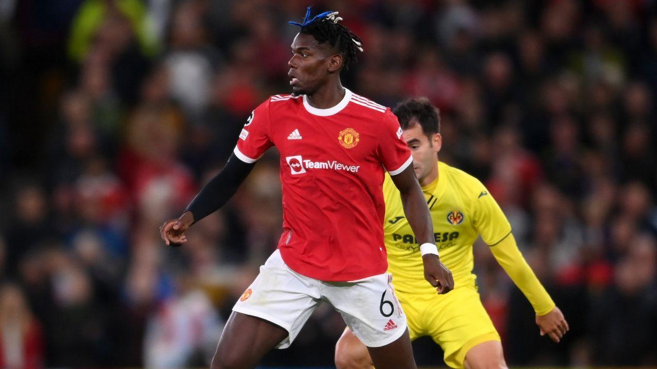 Paul Pogba (Manchester United) - Bildquelle: Getty