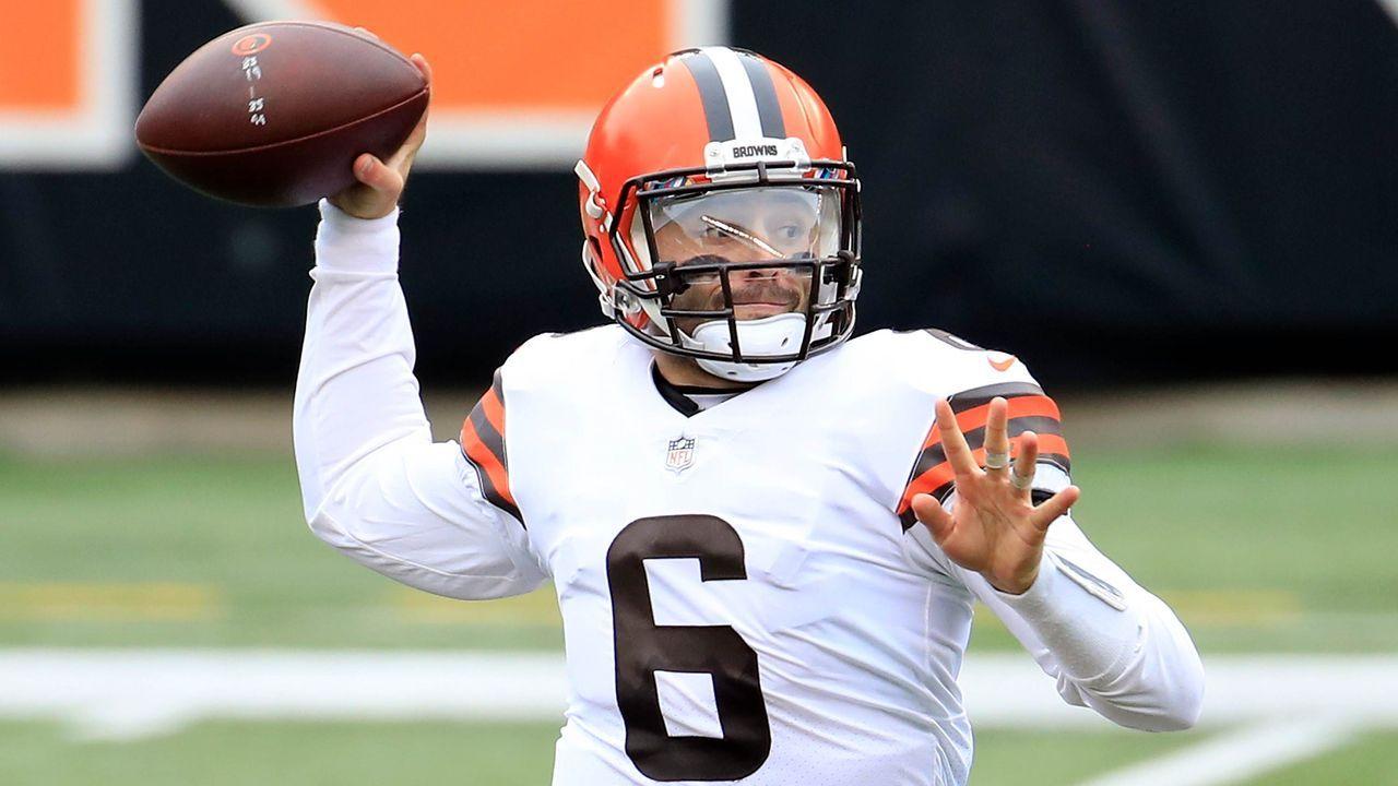 Passing Offense: Cleveland Browns - 42 Punkte - Bildquelle: getty