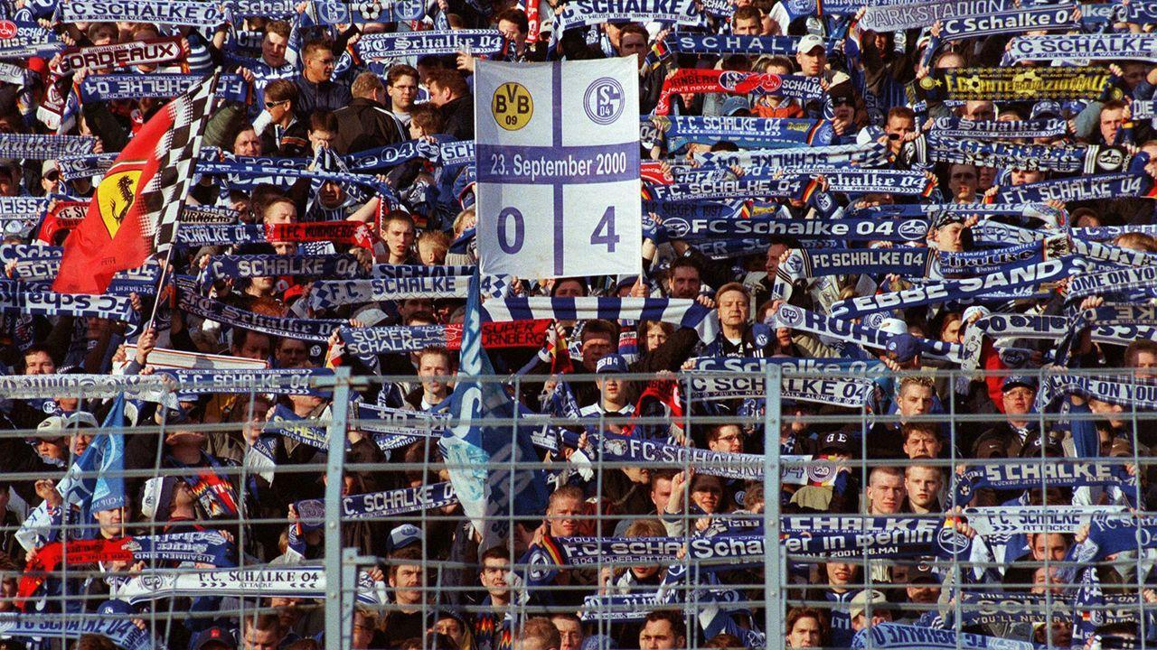 Herbe Klatsche für den BVB - Bildquelle: imago