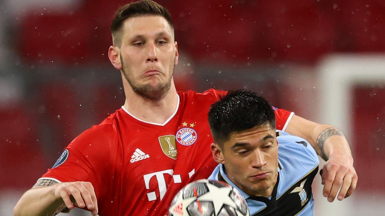 Niklas Süle - Bildquelle: 2021 Getty Images