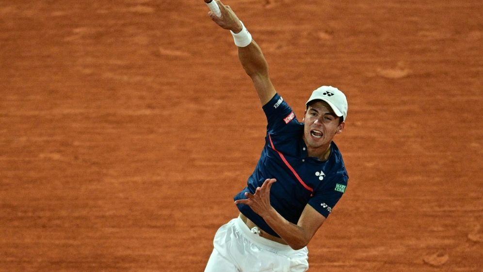 Tennisprofi Altmaier in Parma in Runde eins raus - Bildquelle: AFPSIDSIDMARTIN BUREAU