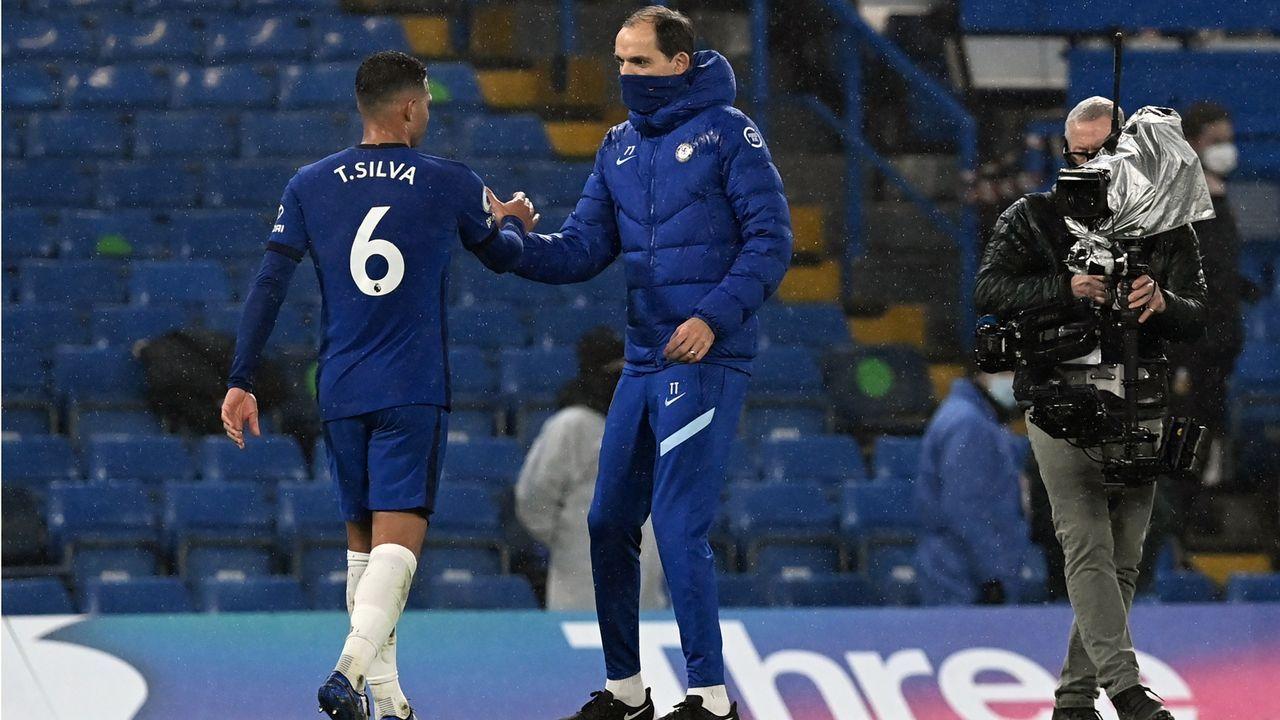 FC Chelsea: So lief das Debüt von Coach Thomas Tuchel - Bildquelle: 2021 Getty Images