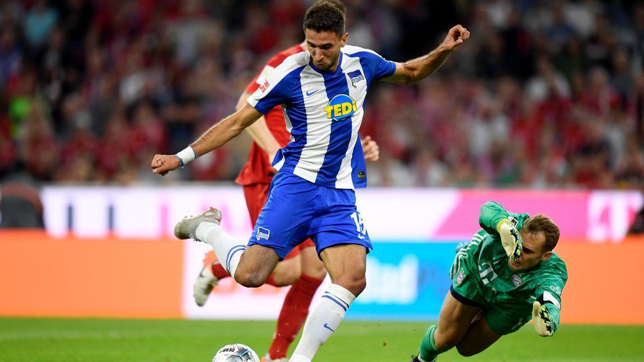 Marko Grujic (Hertha BSC) - Bildquelle: 2019 Getty Images