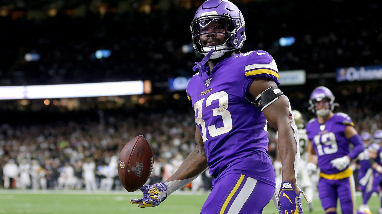 Platz 5: Minnesota Vikings - Bildquelle: getty
