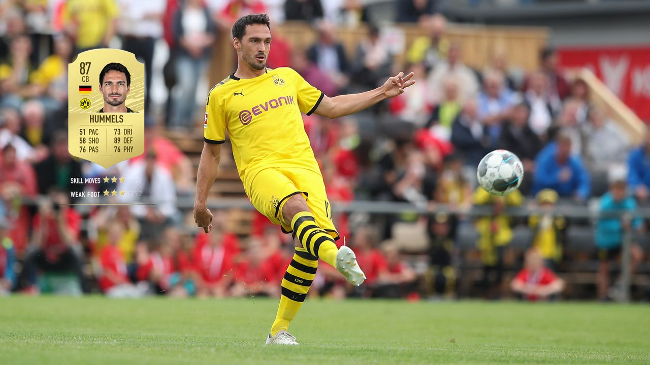 Weitere Deutsche in den Top 100: 43. Mats Hummels (Borussia Dortmund)  - Bildquelle: 2019 Getty Images
