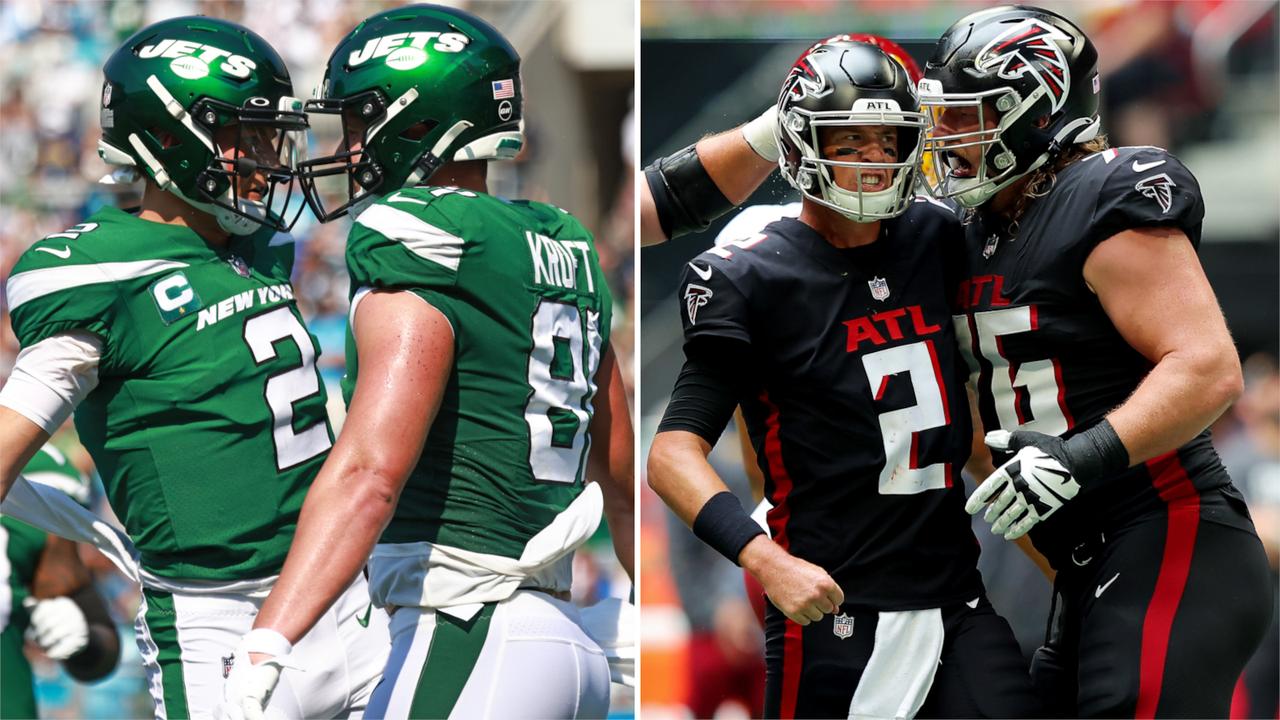 10. Oktober: New York Jets vs. Atlanta Falcons - Bildquelle: Getty Images