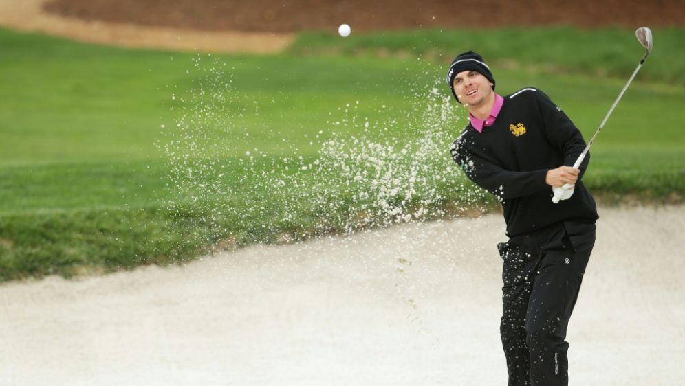 John Catlin wurde von der European-Tour ausgeschlossen - Bildquelle: AFPGETTY IMAGES NORTH AMERICASIDJEFF GROSS