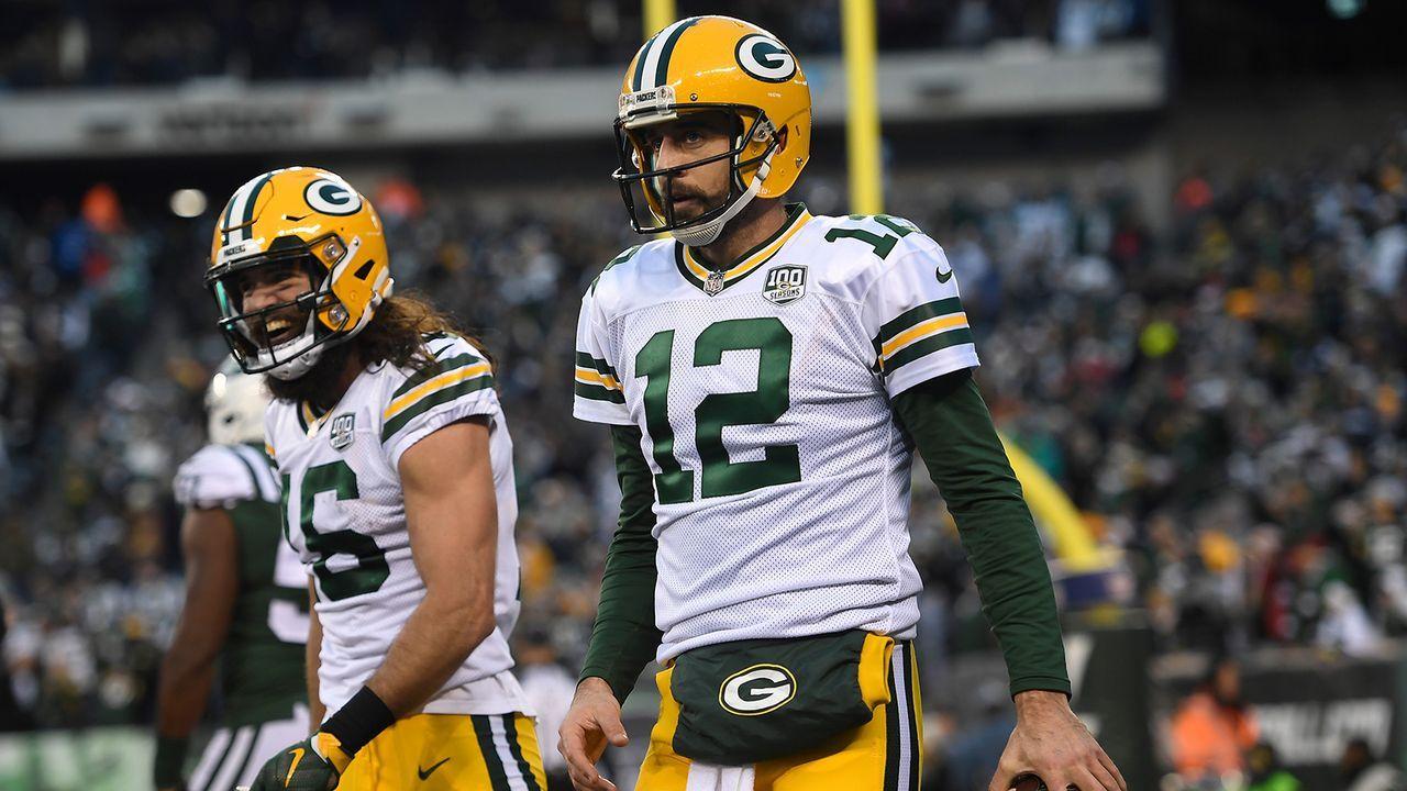 Platz 3: Green Bay Packers - Bildquelle: 2018 Getty Images