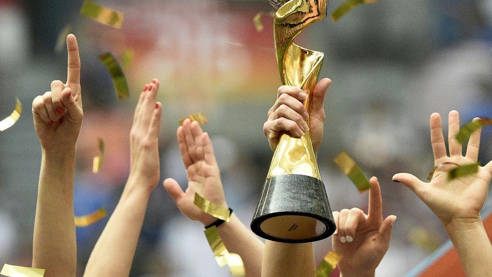 Japan bewirbt sich nicht um die Austragung der Frauen-WM - Bildquelle: AFPSIDFRANCK FIFE
