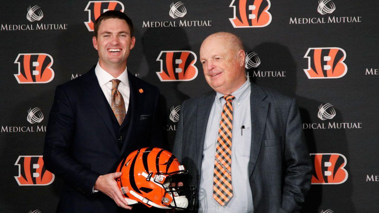 Cincinnati Bengals: 11 Picks - Bildquelle: 2019 Getty Images