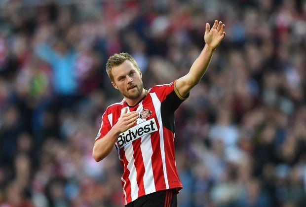 Platz 6: Sebastian Larsson (AFC Sunderland) - Bildquelle: 2015 Getty Images