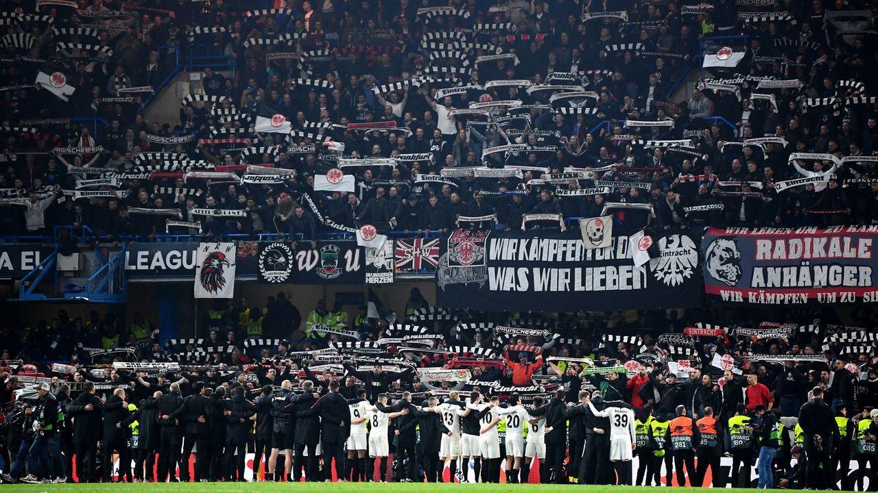 Eintracht Frankfurt - Bildquelle: 2019 Getty Images