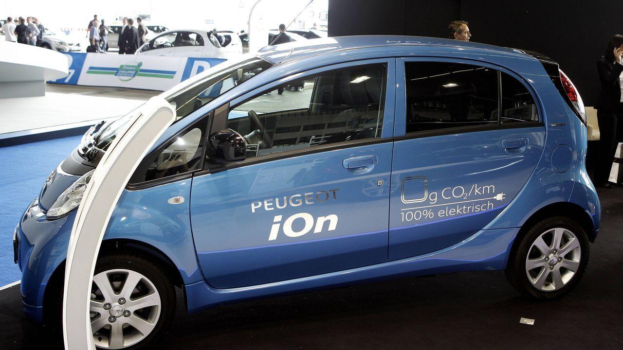 Peugeot i-On - Bildquelle: imago stock&people