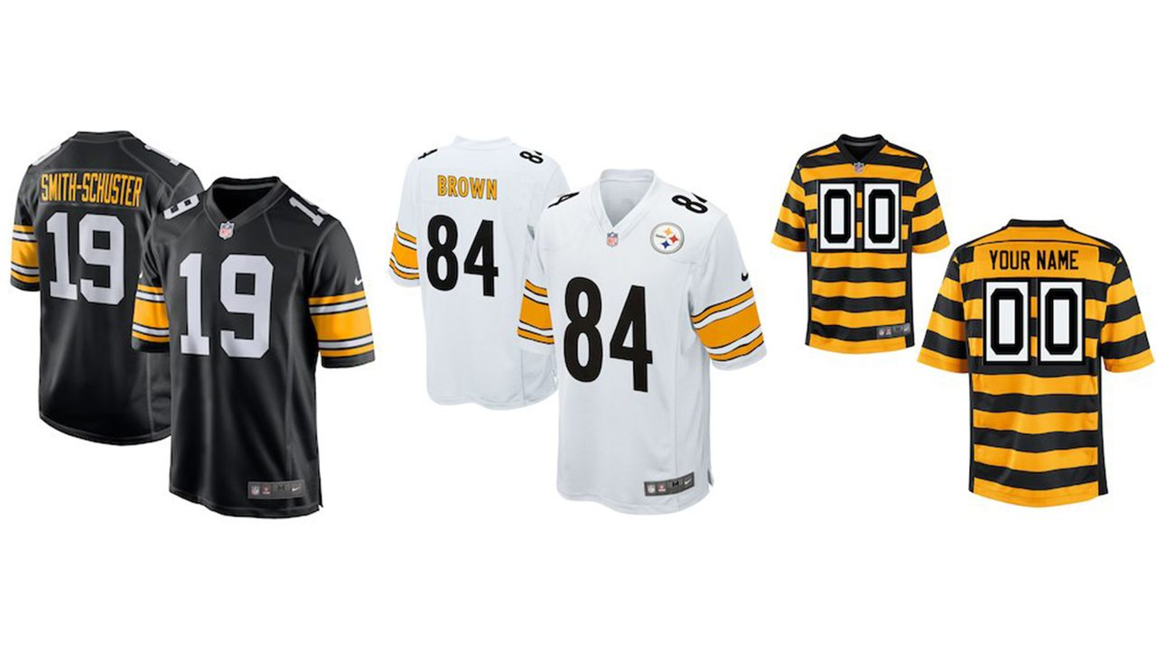 Pittsburgh Steelers - Bildquelle: nflshop.com