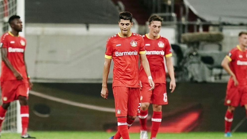 Leverkusen schied am Montag aus der Europa League aus - Bildquelle: FIROFIROSID