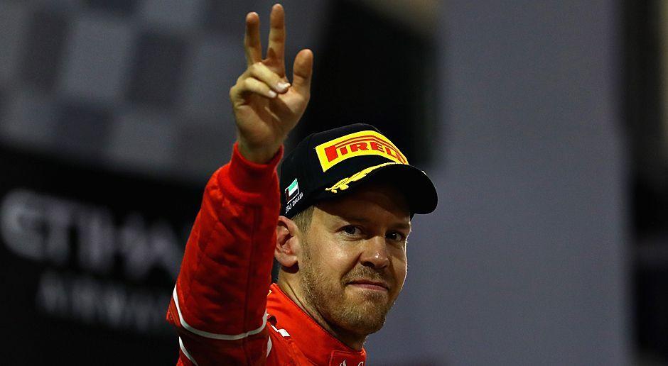 Sebastian Vettel (Formel 1) - Bildquelle: 2017 Getty Images