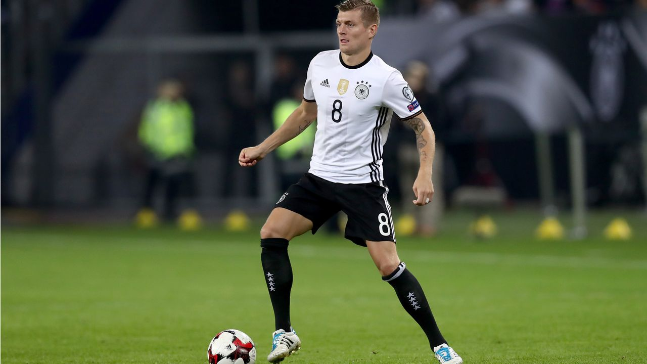 Toni Kroos - Bildquelle: Getty