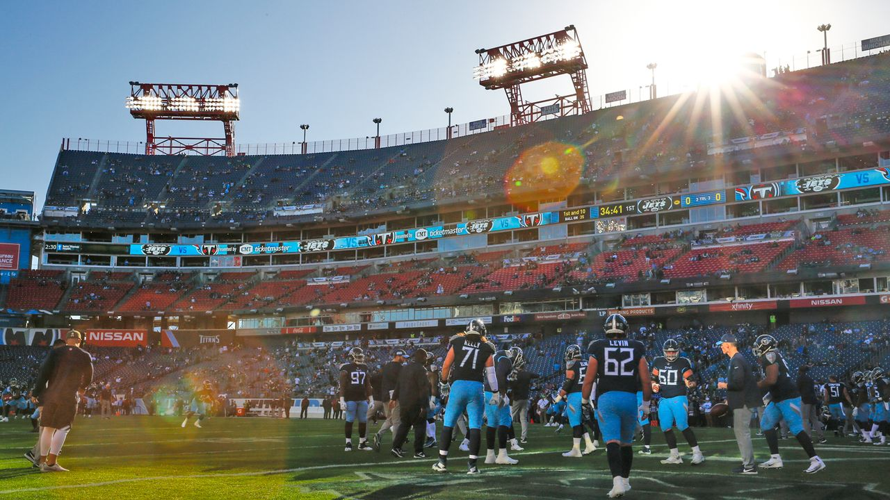 Tennessee Titans: Nissan Stadium - Bildquelle: Getty Images