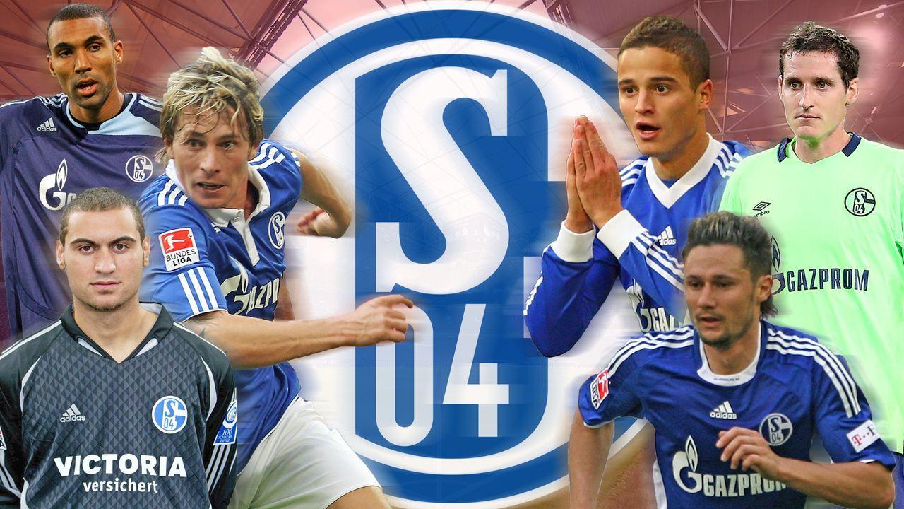 Schalkes Flop-Elf seit 2000 - Bildquelle: 2018 Getty Images
