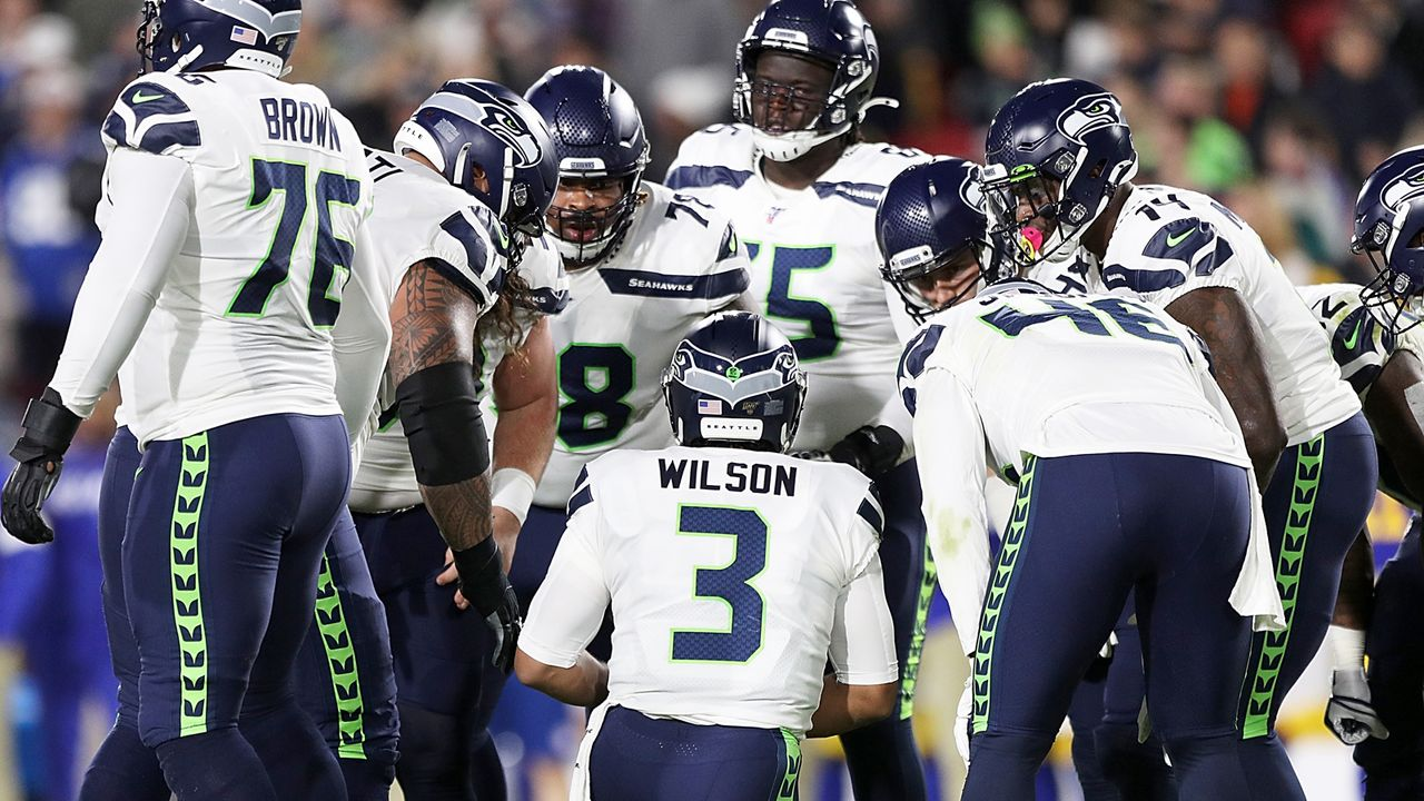 Passing Offense: Seattle Seahawks  - Bildquelle: 2019 Getty Images