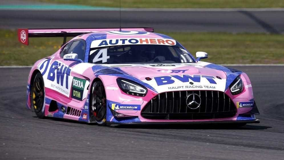 Zahlreiche DTM-Piloten stellen sich dem 24h-Rennen am Nürburgring - Der Unte... - Bildquelle: Motorsport Images