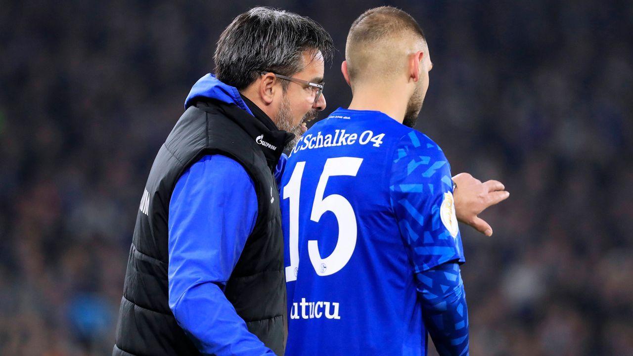 FC Schalke 04 - Bildquelle: imago images/Laci Perenyi