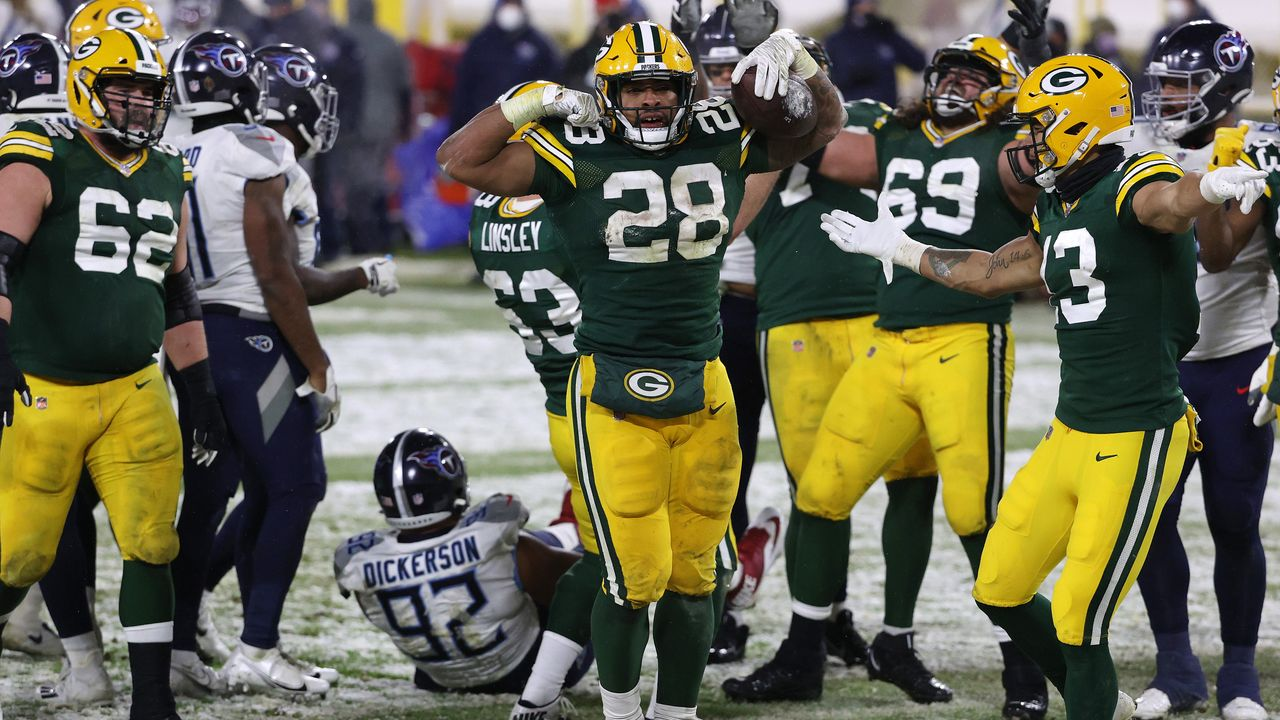 NFC Divisional Round: #1 Packers - Bildquelle: 2020 Getty Images