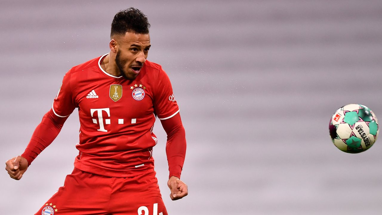 Corentin Tolisso - Bildquelle: 2021 Getty Images
