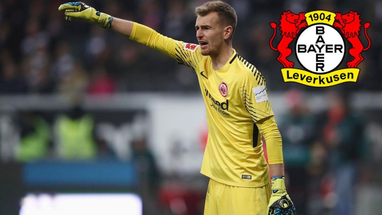 Lukas Hradecky (Zugang Bayer Leverkusen) - Bildquelle: getty