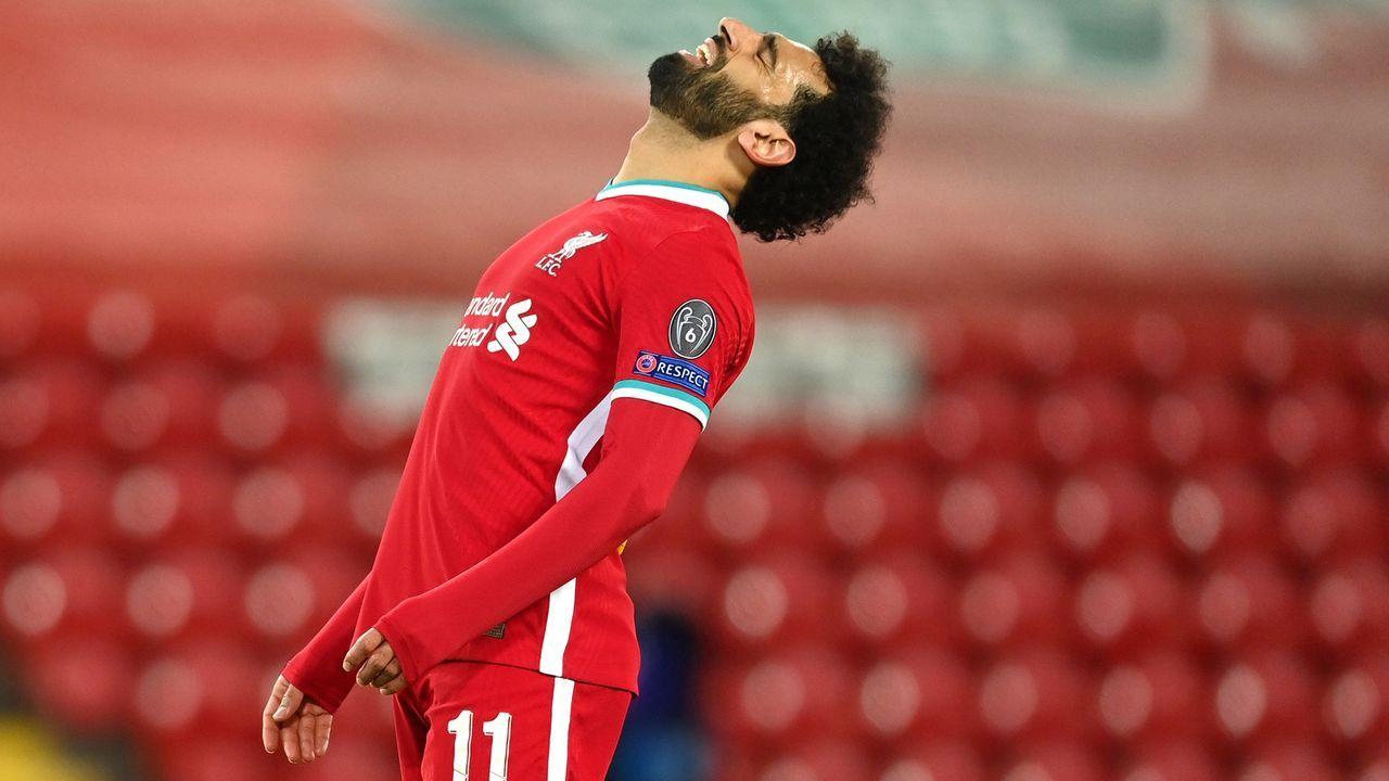 Liverpool dominiert, aber trifft das Tor nicht - Bildquelle: 2021 Getty Images