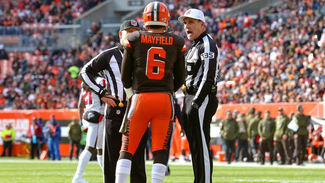 Platz 21: Cleveland Browns - Bildquelle: Getty Images